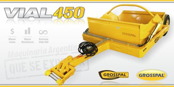 Vial 450